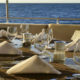 CELEBRITY XPLORATION dining on deck al fresco