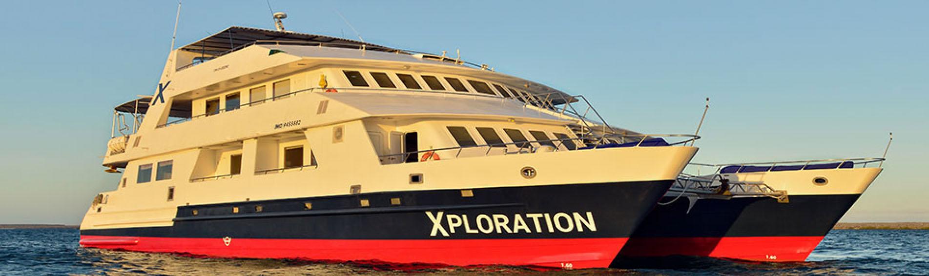 CELEBRITY XPLORATION side view profile