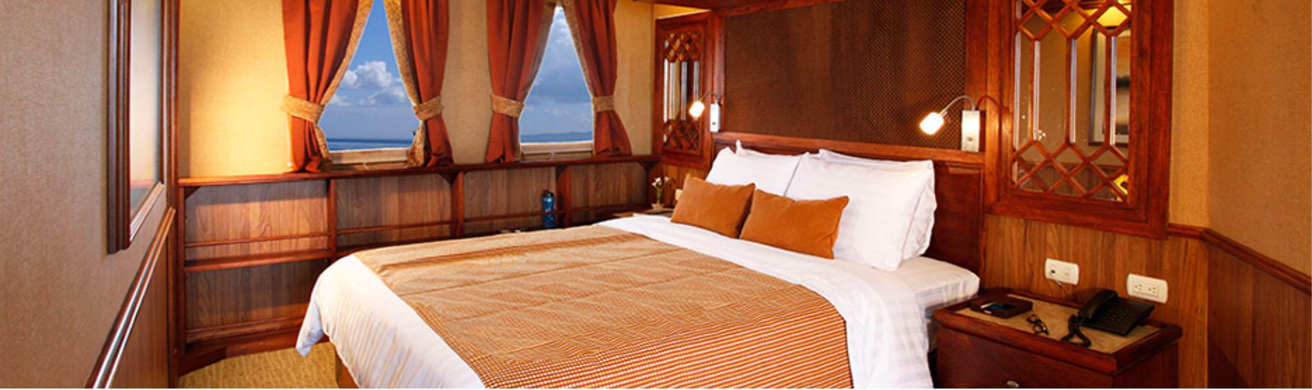 GRACE double bed