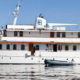 GRACE side profile Galapagos Cruises