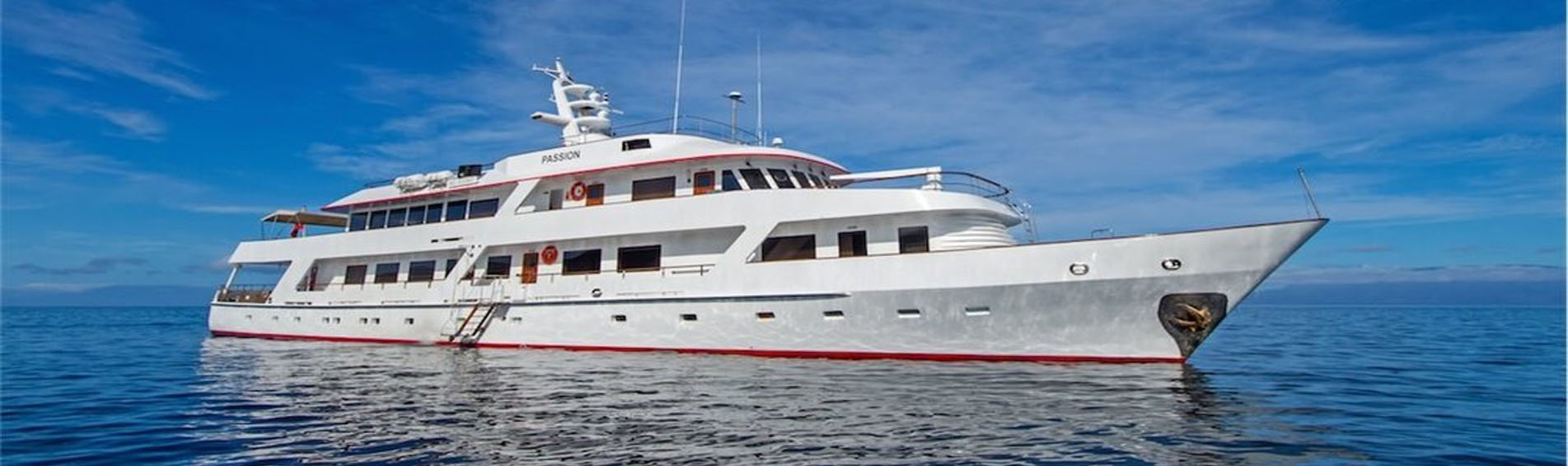 MV Passion Prices Galapagos Islands cruises