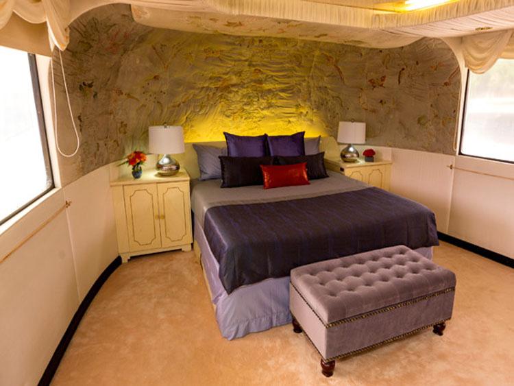 PASSION Matrimonial suite cabin