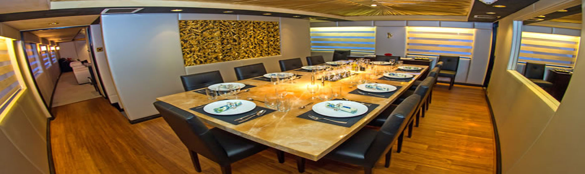 PASSION ONBOARD SERVICES dining