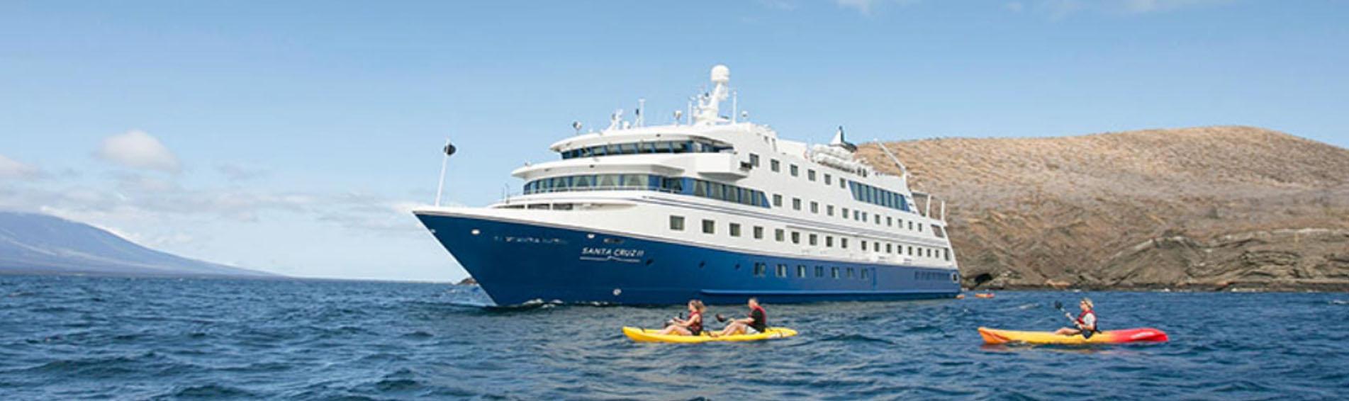 SANTA CRUZ II Cruise dates choice