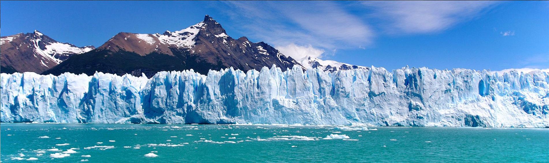PATAGONIAN DELIGHTS glacier view