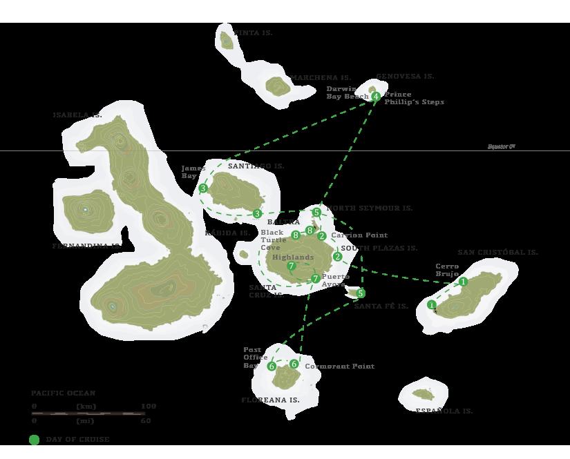 evolution-itinerary-map-san-cristobal-island